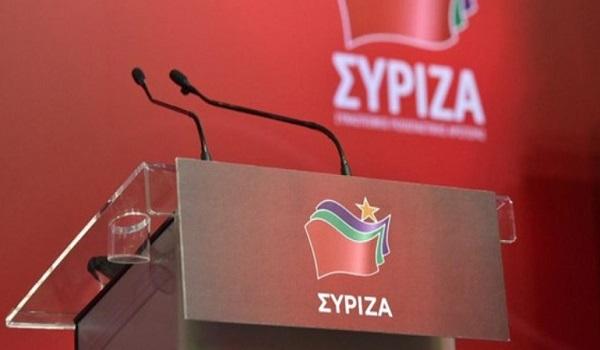 ΣΥΡΙΖΑ: Ο κ. Μητσοτάκης επιλέγει την πατριδοκαπηλία έναντι της εθνικής ευθύνης