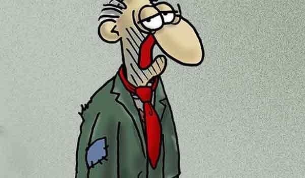 To καυστικό σκίτσο του Αρκά για την γραβάτα του Αλέξη #αγαπη_μου_έβαλα_γραβάτα