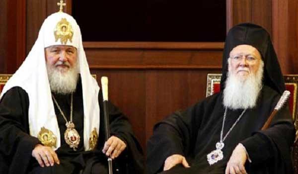 Στα άκρα οι σχέσεις της Ρωσικής Εκκλησίας με το Οικουμενικό Πατριαρχείο