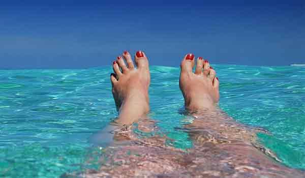 Τι αποκαλύπτουν για την προσωπικότητά σας τα δάχτυλα των ποδιών