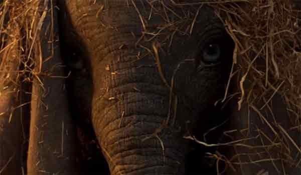 O Ντάμπο το ελεφαντάκι επιστρέφει στις οθόνες με σκηνοθεσία Τιμ Μπάρτον. Βίντεο