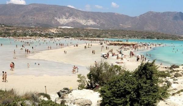Ποια ελληνική παραλία είναι η 2η καλύτερη στην Ευρώπη;