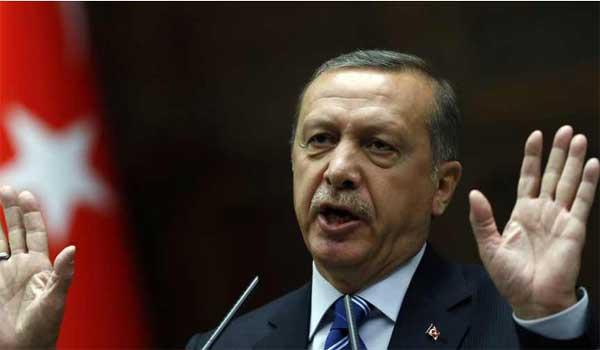 Παραλήρημα Ερντογάν: Σμύρνη που έριξες τους γκιαούρηδες στη θάλασσα