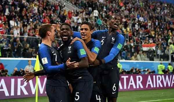 Μουντιάλ 2018: Η Γαλλία πέρασε στον τελικό!