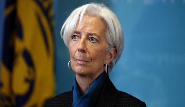 Η Κριστίν Λαγκάρντ υπέβαλε την παραίτησή της από το ΔΝΤ