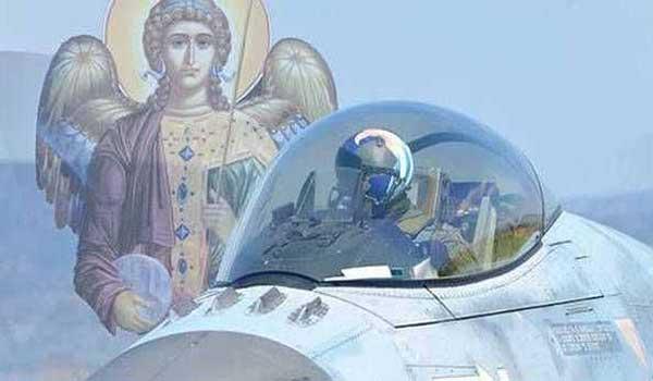Η Πολεμική Αεροπορία γιορτάζει. Τιμή και Δόξα στους αετούς μας