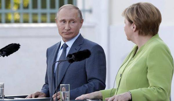 Πούτιν σε Μέρκελ: Να επιστρέψουν οι Σύροι πρόσφυγες από το εξωτερικό στην πατρίδα τους. Βίντεο
