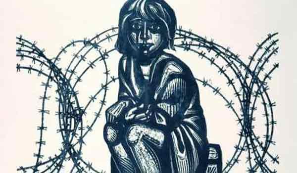 Η ιστορία πίσω απ' το προσφυγόπουλο στο γνωστό γραμματόσημο