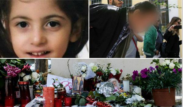 Έσπασαν τα ισόβια για τον πατέρα που σκότωσε και  πέταξε την 6χρονη Στέλλα σε κάδο σκουπιδιών