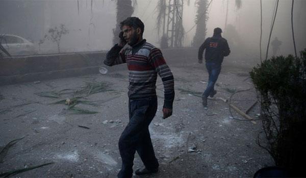 Συρία: Τουλάχιστον 39 νεκροί, ανάμεσά τους 12 παιδιά, από έκρηξη σε αποθήκη όπλων