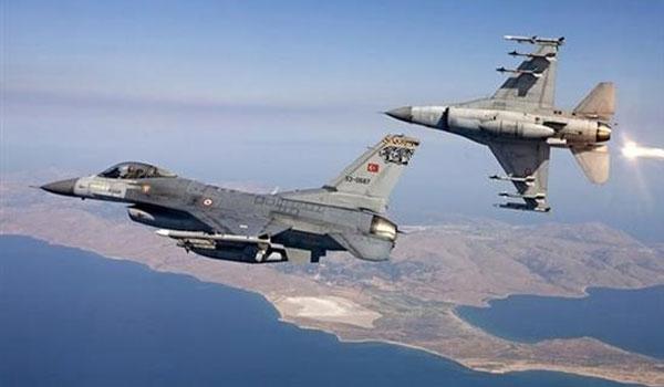 Υπερτήσεις τουρκικών F-16 πάνω από το Καστελόριζο