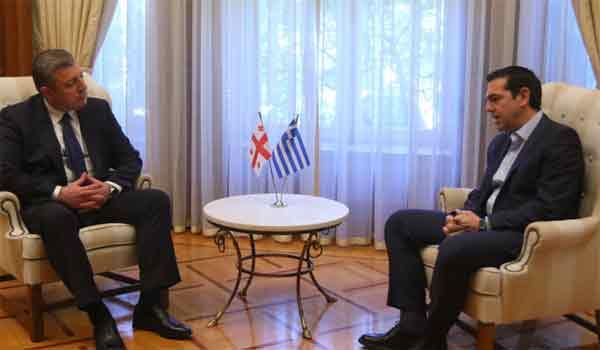Παραιτήθηκε ο πρωθυπουργός της Γεωργία Γκιόργκι Κβιρικασβίλι