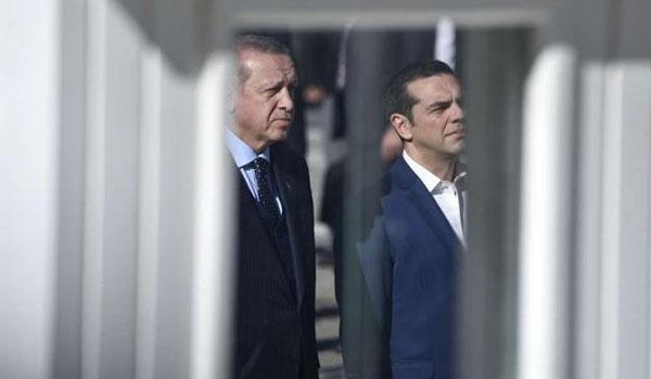 Σήμερα η συνάντηση Τσίπρα-Ερντογάν. Στο τραπέζι το θέμα των Ελλήνων στρατιωτικών