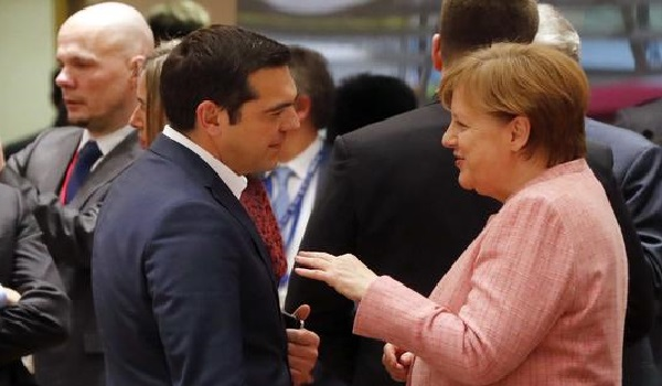Παρέμβαση Μέρκελ ζήτησε ο Τσίπρας για τους δύο Έλληνες στρατιωτικούς. Βίντεο