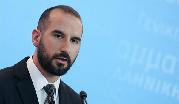 Τζανακόπουλος: Διαστρέβλωσαν τις δηλώσεις Δραγασάκη για ανακεφαλαιοποίηση