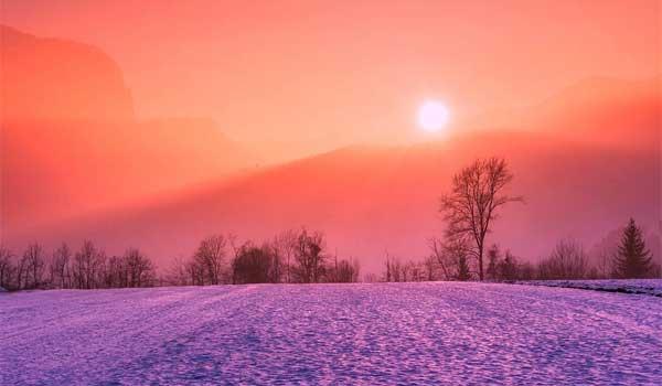 Και χειμερινό ηλιοστάσιο, και υπερπανσέληνος και βροχή μετεωριτών