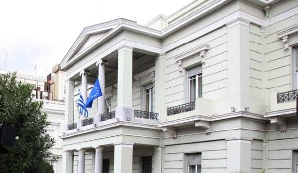 Σκληρή απάντηση ΥΠΕΞ στην Τουρκία: Η Ελλάδα δεν είναι μόνη της