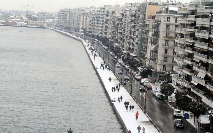 Σε κατάσταση έκτακτης ανάγκης κηρύχθηκε ο δήμος Θεσσαλονίκης
