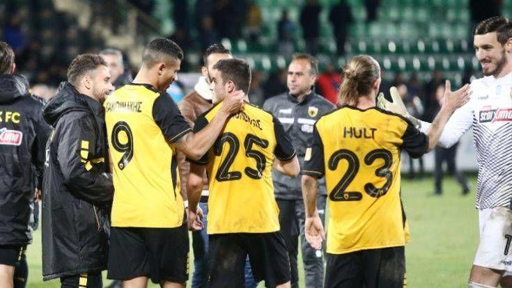 Ξάνθη - ΑΕΚ 0-1: Μεγάλη νίκη για την Ένωση