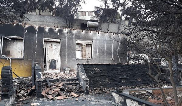 23 Ιουλίου: Όταν αναγνώστης - πληγέντας από την πυρκαγιά στο Μάτι μας συγκλόνισε με το δικό του ευχαριστώ