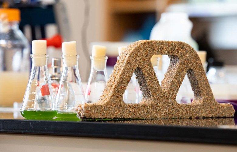 Δημιουργήθηκε ζωντανό «μπετόν» από βακτήρια και άμμο που γεννάει νέα τούβλα
