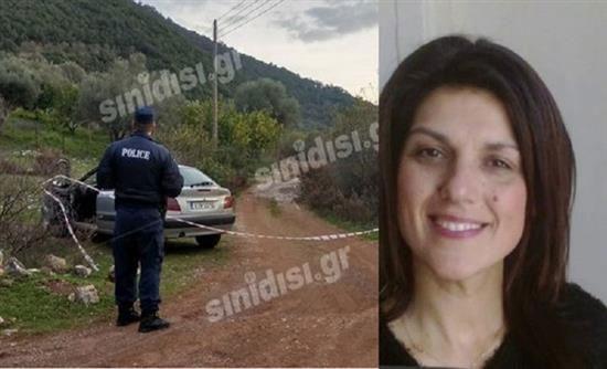 Νέες εξελίξεις για τον θάνατο της 44χρονης. Δεν ήταν στο σημείο που βρέθηκε νεκρή το αυτοκίνητο της