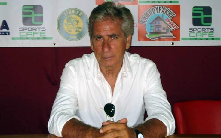 Πέθανε ο παλαίμαχος ποδοσφαιριστής της ΑΕΚ και του ΟΦΗ, Δημήτρης Παπαδόπουλος