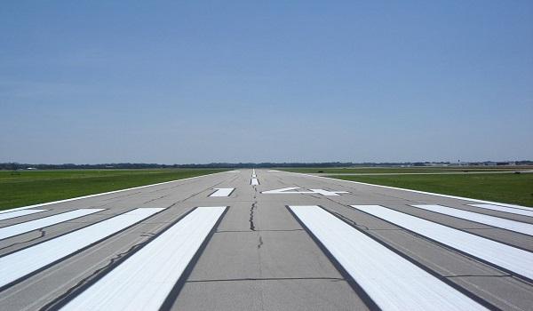 Χανιά: Αναγκαστική προσγείωση αεροσκάφους λόγω της σφοδρής κακοκαιρίας!