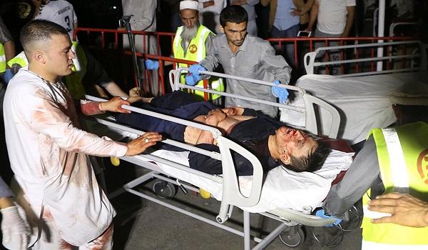 Τραγωδία στο Αφγανιστάν: 63 νεκροί και 182 τραυματίες σε γαμήλια γιορτή στην Καμπούλ