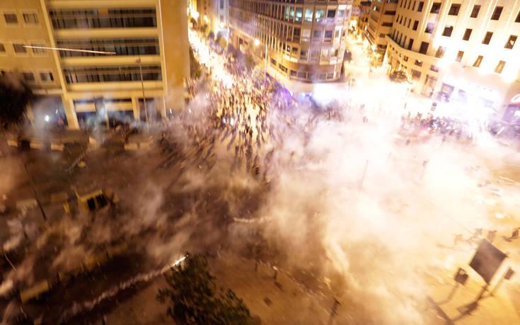 Λίβανος: Νεκροί σε διαδηλώσεις για το WhatsApp