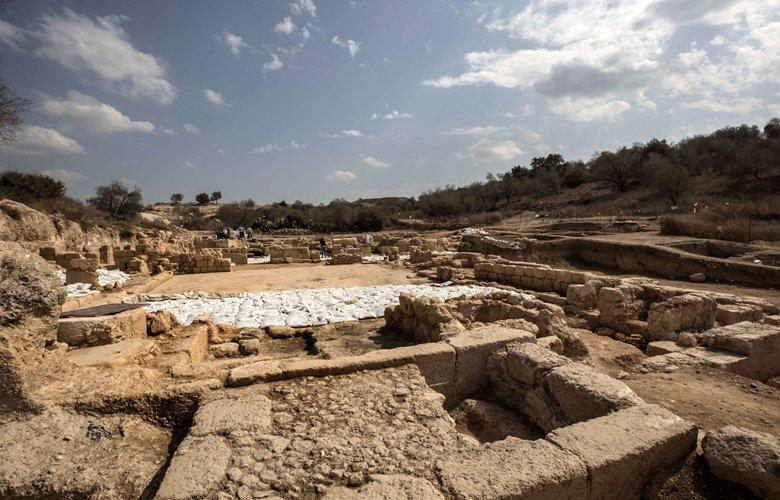 Αρχαιολόγοι πιστεύουν ότι ανακάλυψαν την πέτρα της Κιβωτού της Διαθήκης