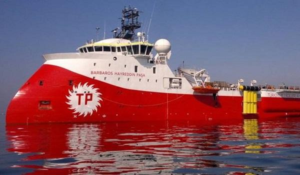 Προκαλεί η Τουρκία - Το  Barbaros βγαίνει στην κυπριακή ΑΟΖ