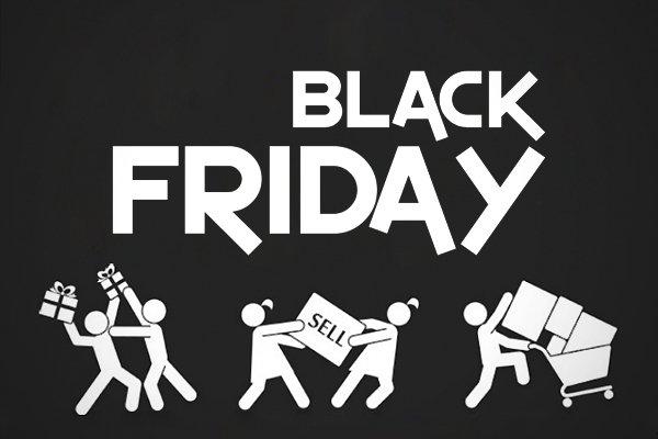 Black Friday 2018: Πότε πέφτει φέτος η Μαύρη Παρασκευή των εκπτώσεων