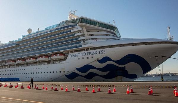 Κορονοϊός: Οι ΗΠΑ θα επαναπατρίσουν Αμερικανούς που επιβαίνουν στο κρουαζιερόπλοιο Diamond Princess