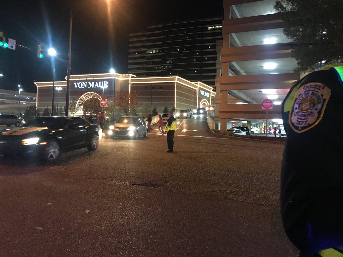Αλαμπάμα: Ένοπλος άνοιξε πυρ σε εμπορικό κέντρο σήμερα Black Friday