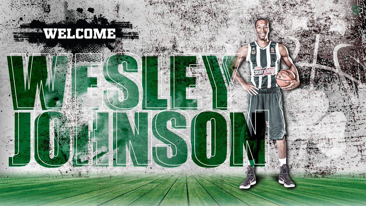 Επίσημα στον Παναθηναϊκό ο Τζόνσον! Μετά από 10 χρόνια στο NBA