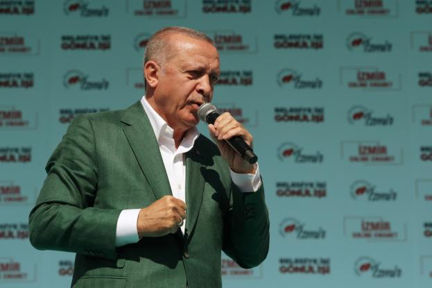 Νέες απειλές Ερντογάν: Ανά πάσα στιγμή μπορεί να γίνει οτιδήποτε στην Ανατολική Μεσόγειο