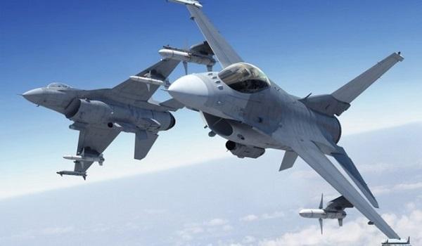 Νέο μπαράζ τουρκικών παραβιάσεων απο F16