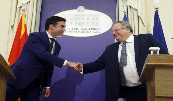 Σκόπια και Αθήνα συγκροτούν ομάδες εργασίας για την ονομασία. Υπάρχει θέληση και από τις δύο πλευρές
