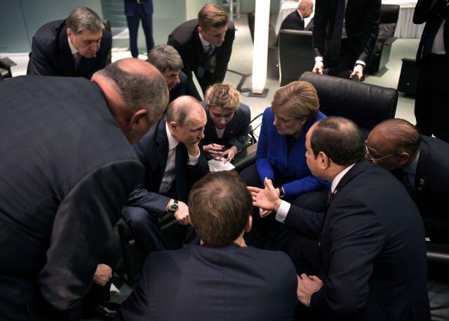 Λιβύη: «Λευκός καπνός» στη Διάσκεψη του Βερολίνου – Τι αναφέρει το ανακοινωθέν