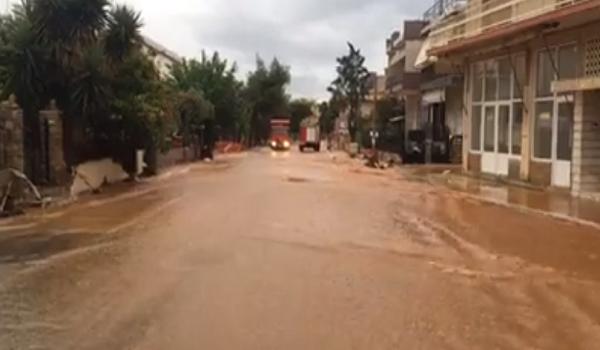 H ακατάλληλη ατάκα που άκουσε η Σάσα Σταμάτη από πλημμυροπαθή της Μάνδρας