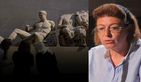 Μενδώνη: Διεθνείς επιτροπές πιέζουν για την επιστροφή των Γλυπτών του Παρθενώνα