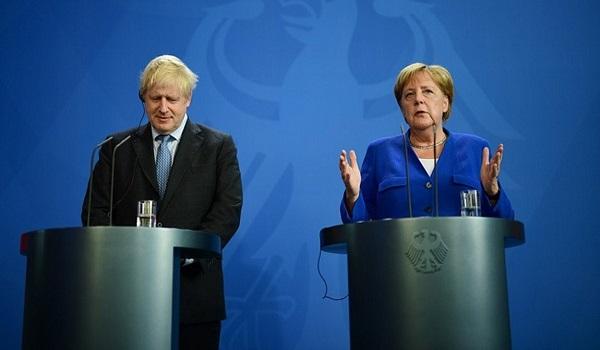 Μέρκελ: Δυνατή μια συμφωνία με τον Τζόνσον εντός των επόμενων 30 ημερών