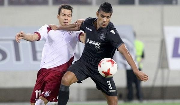 Super League: ΠΑΟΚ - ΑΕΛ 3 - 0 τελικό σκορ