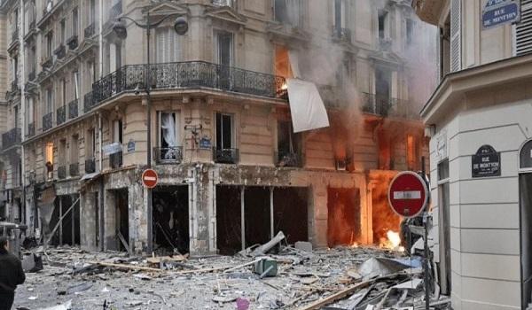Τέσσερις οι νεκροί από την έκρηξη στο κέντρο του Παρισιού