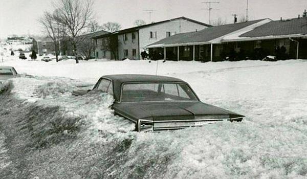 Μία λάθος θέση πάρκινγκ που κρατάει εδώ και 46 χρόνια