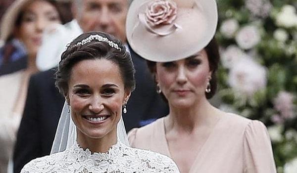 Πρόσφατα η Pippa Middleton, η αδελφή της Δούκισσας του Κέιμπριτζ, ανακοίνωσε πως περιμένει το πρώτο της παιδί με το σύζυγό της James.