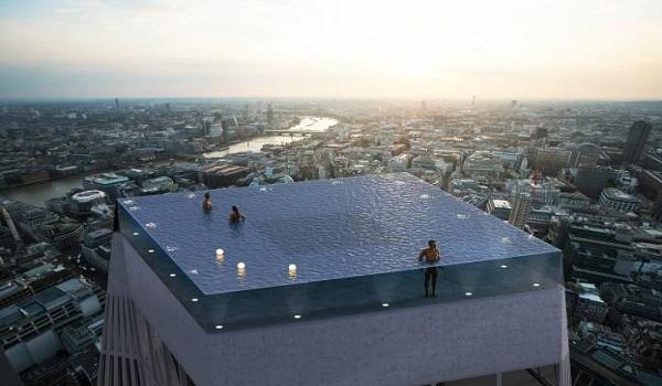 Αυτή είναι η πιο απίστευτη πισίνα στον κόσμο