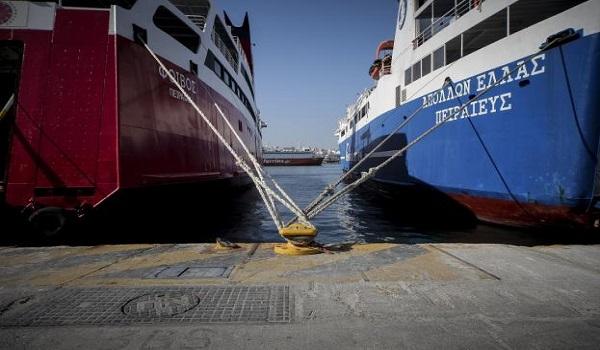 Δεμένα τα πλοία στις 3 Ιουλίου - 24ωρη απεργία αποφάσισε η ΠΝΟ
