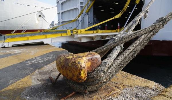 Καιρός: Ακυρώνονται δρομολόγια πλοίων λόγω των ισχυρών ανέμων - Μέχρι και 10 μποφόρ